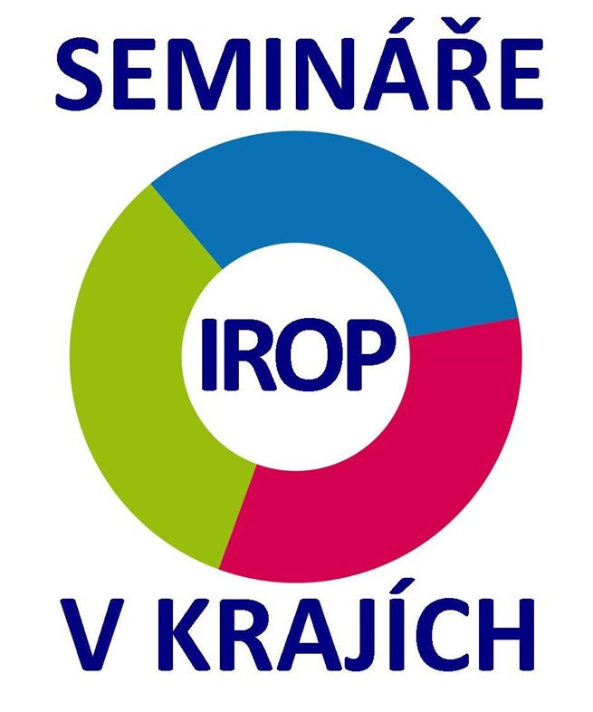 Semináře IROP v krajích