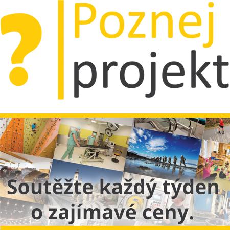 Soutěž Poznej projekt
